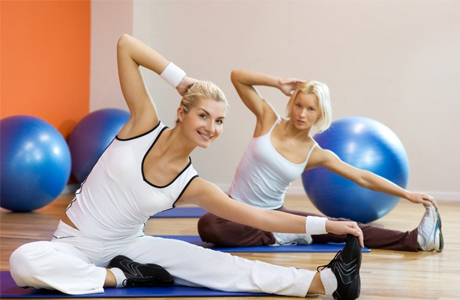 поддерживать физическую активность