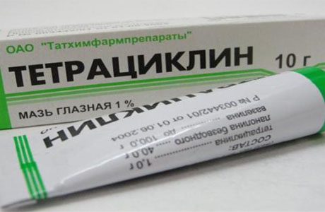 тетрациклин-антибиотик