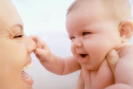 Режим малыша в возрасте до 6 месяцев