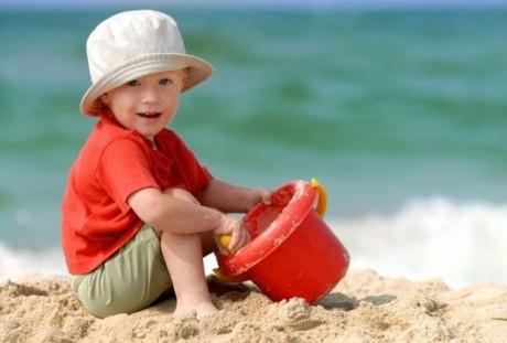 Оптимальный летний отдых для дошкольника