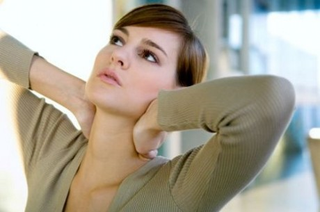 Как убирают отложения солей на шее