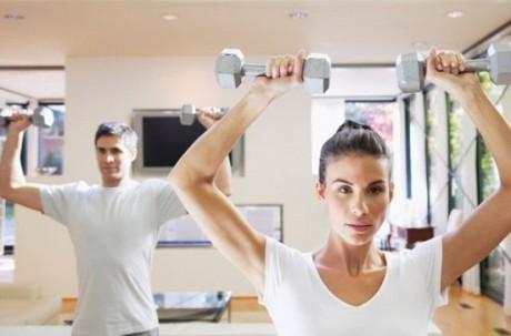 Интенсивные тренировки могут лечить псориаз