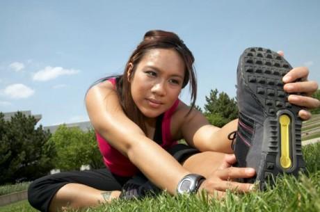 О пользе бега и гимнастики