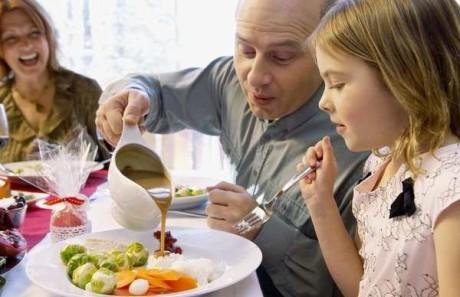 Как питаться дома