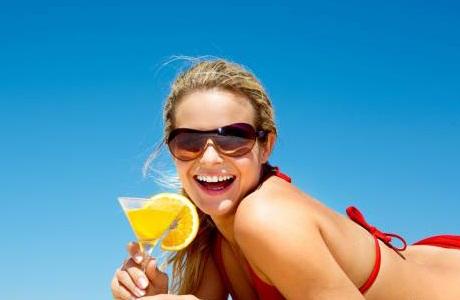 Как правильно питаться летом