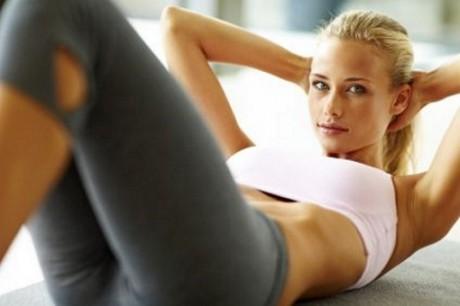 Как тренировать глубокие мышцы пресса