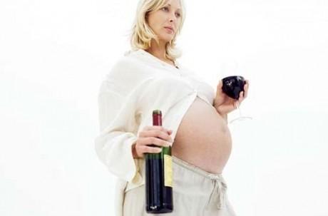 Что такое фетальный алкогольный синдром