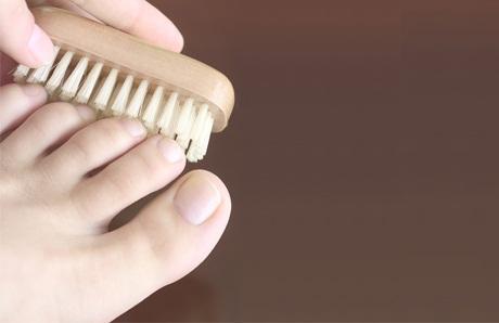 Как справиться с грибком ногтей