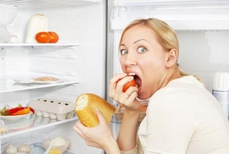 Как не объедаться на ночь