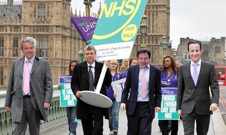 Британские врачи проведут акцию против пенсионной реформы