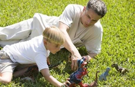 Устанавливаем психологический контакт с неродным ребенком