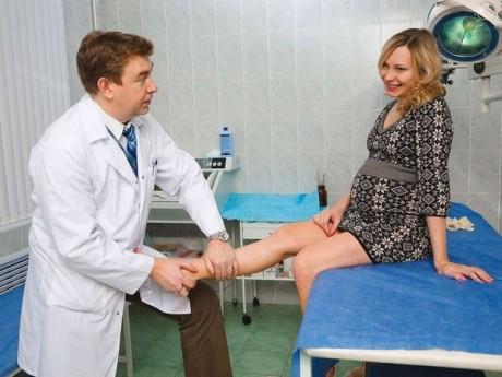 Почему во время беременности развивается варикоз