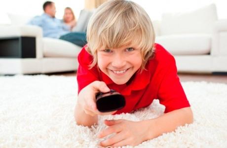 Знаки, предупреждающие детей об опасности, появятся на экранах ТВ