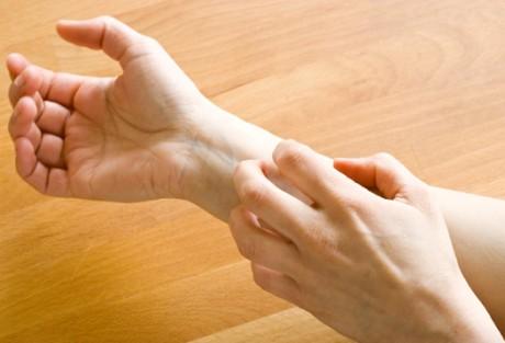 Зудящие заболевания кожи
