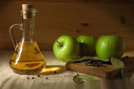 El vinagre de manzana - Adelgazamiento