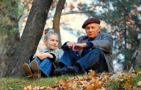 Дипломатическое пособие для бабушек и дедушек