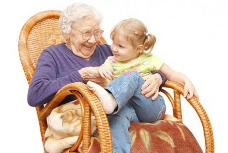 Никогда не занимайтесь с внуками без желания