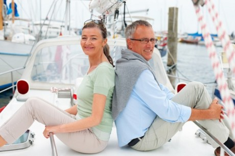 Исследование: пожилые пары с детьми счастливее, чем бездетные