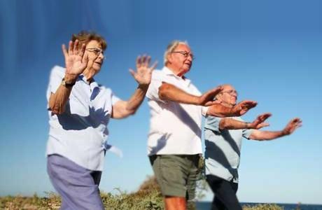 Тай-чи улучшает состояние людей с болезнью Паркинсона