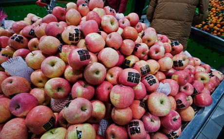 Доказана смертельная опасность китайских яблок