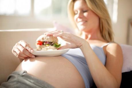 Ограничения в еде для будущих мам