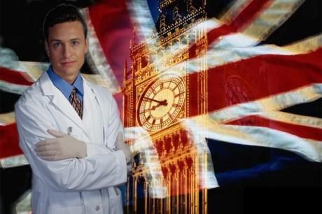 Британские терапевты провели всеобщую забастовку