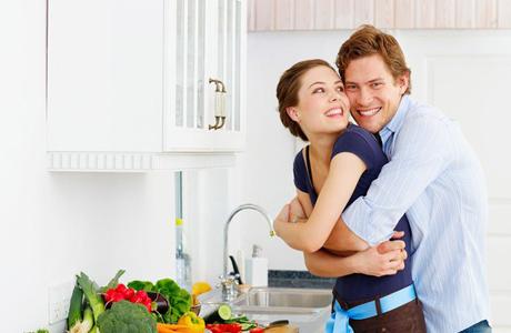 Быть женатым полезно для здоровья мужчины