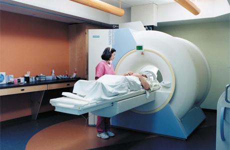 При помощи МРТ проводится всестороннее исследование