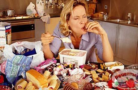 Зависимость от еды, как от наркотика