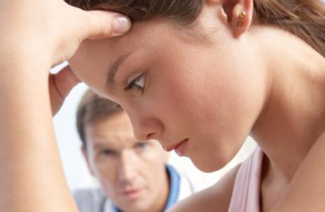 Симптомы сухости интимных оболочек