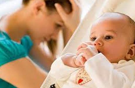 После родов у женщины может появиться упадок сил