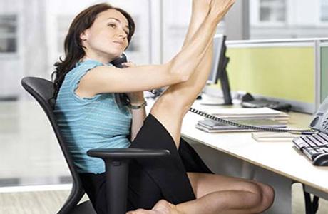 Как снять тяжесть в ногах