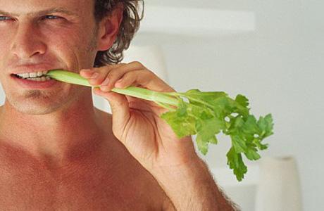 Сельдерей вместо дезодоранта