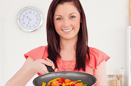 Каждый день нужно съедать не меньше шестисот граммов овощей