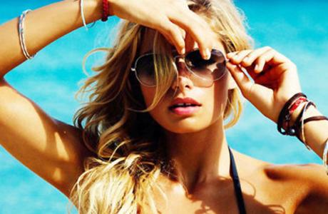 Как летом спасти волосы от выгорания