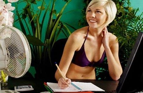 Почему не удается в жару похудеть