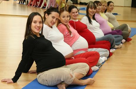 Зачем беременной спецкурсы