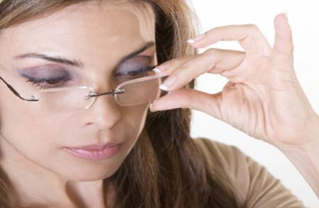 Стеклянные очки не совершенны