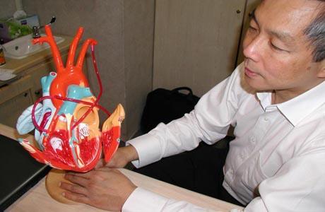 С какими видами порока сердца приходится иметь дело