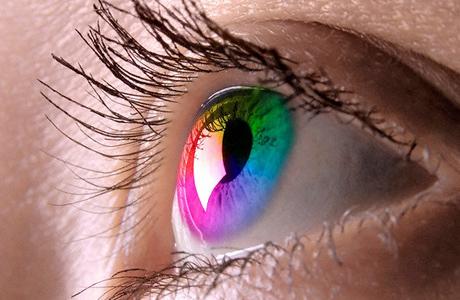 Попадание инородного тела в глазу