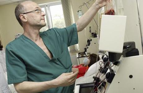 Пересадка костного мозга израиль или