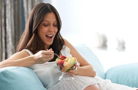 Особенности вегетарианства при беременности