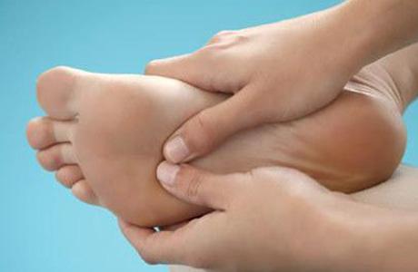 Особенности массажа подошвенной поверхности стопы