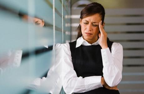 Что такое головная боль напряжения