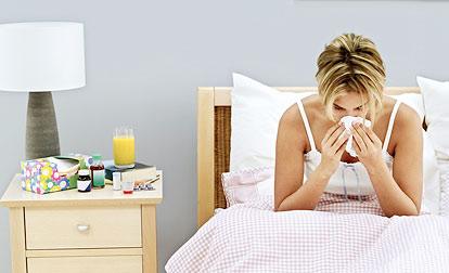Как побороть усталость, провоцированную последствиями гриппа