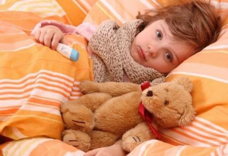 Подумайте о здоровье ребенка