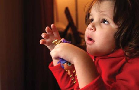 Как различить в малыше аутиста