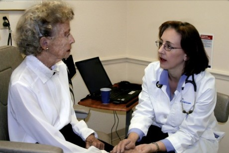 Астма у стариков: трудности диагностики и лечения