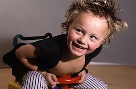 Синдром гиперактивности и дефицита внимания у детей