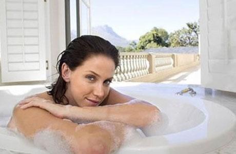 Водолечение: лечение пресными ваннами